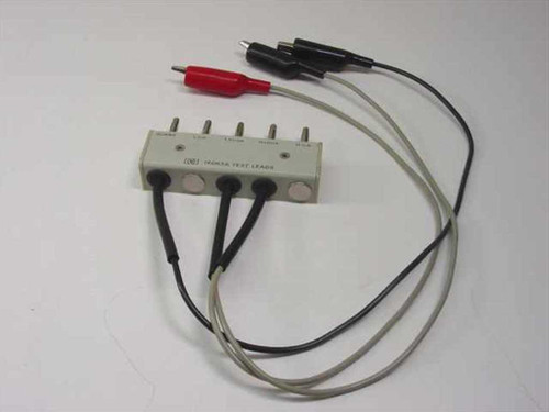 HP 16063A  Test leads