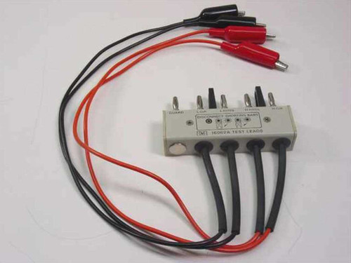HP 16062A  Test Leads