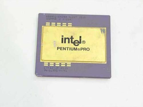 Intel Pentium Pro 200MHz KB80521EX200 (SL22T)