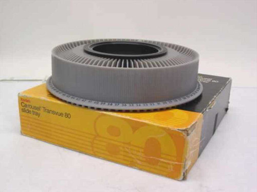 Kodak Transvue 80 - NO BOX  Carousel slide tray