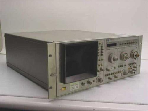 HP 8569B  Spectrum Analyzer - Tested to 22 Ghz - weak Displa