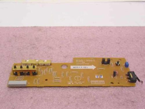HP RG5-3560  Paper Input PCA Card for Laserjet 5000N printer