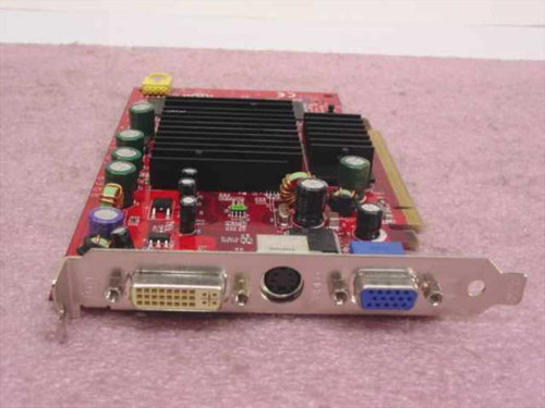 MSI MS-8968  FX5200 128MB DDR PCIe DVI/VGA Video Card w/TV-Out