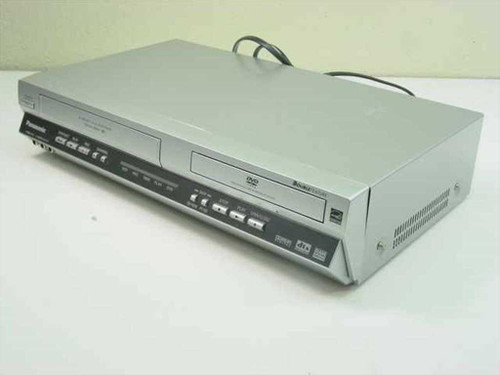 Panasonic PV-D4745S  4 Head HI-FI VCR and DVD Video Player - As Is for