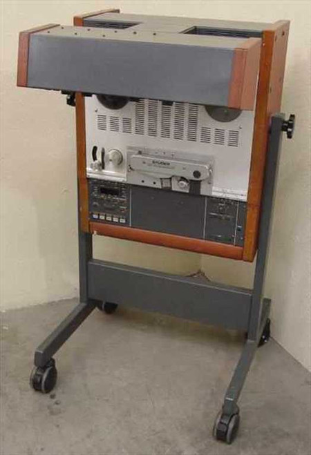 "Studer  A807  2-channel 1/4"" Tape Recorder/Reproducer w/Stand"