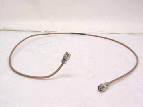 "Pomona 1944-x-44  44"" long coaxial cable with TNC-M connectors"