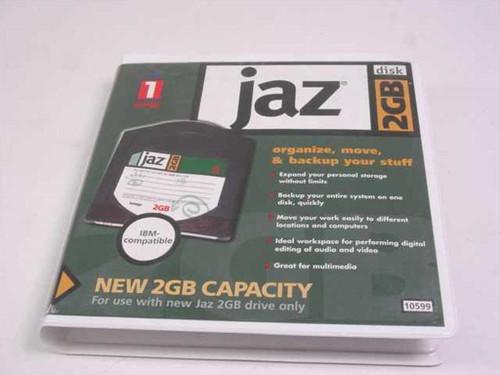 Iomega 10599  Jaz 2GB Disk