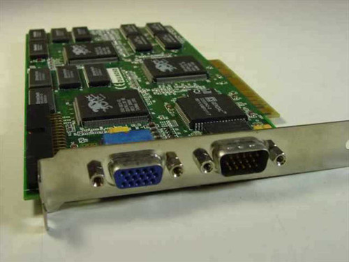 Diamond 23150105-006  Voodoo2 Monster 3D II PCI 8MB Video Card