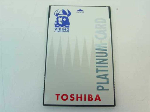Toshiba 4MB Laptop Memory Card - Viking (PA2012U)