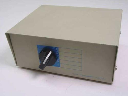 Generic 5-way - 6 Port  25 Pin 5 way Data Transfer Switch