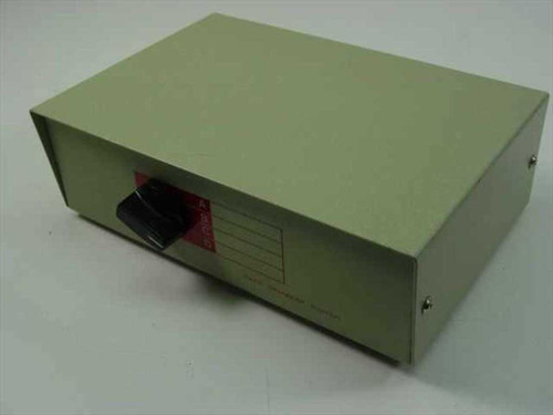 Generic 4-Way  VGA - PS/2 Data Transfer Switch