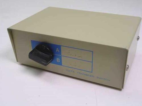 Generic 2 way switch  15 Pin VGA - AT Data Transfer switch