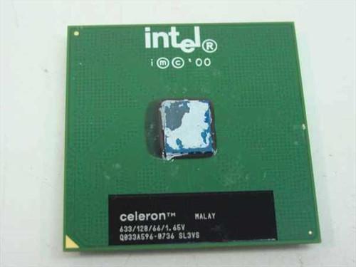Intel PIII Celeron 633Mhz/128/66/1.65V (SL3VS)