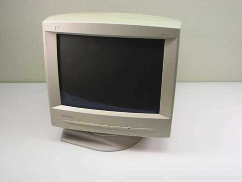 """Viewsonic VCDTS21470-1R  17"""" CRT Color Monitor A75S"""