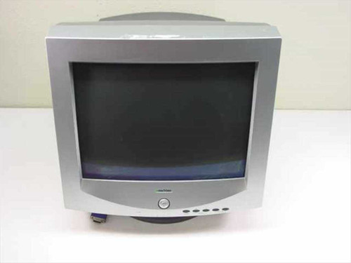 """eMachines eview 17s  17"""" CRT Color Monitor"""