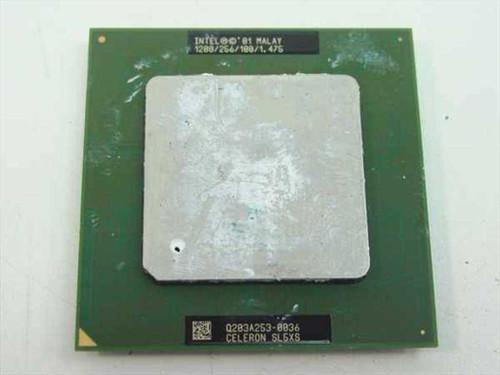 Intel Celeron 1200Mhz/256/100/1.475V (SL5XS)