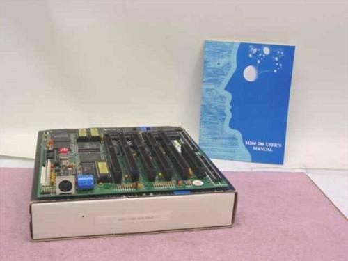 Magitronic M204  286 System Board