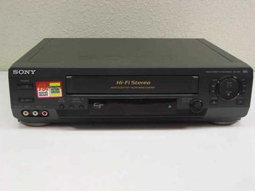 Sony SLV-N60  Hi-Fi VCR