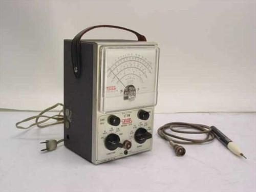 EICO 232  Electronic Voltmeter Ohmmeter