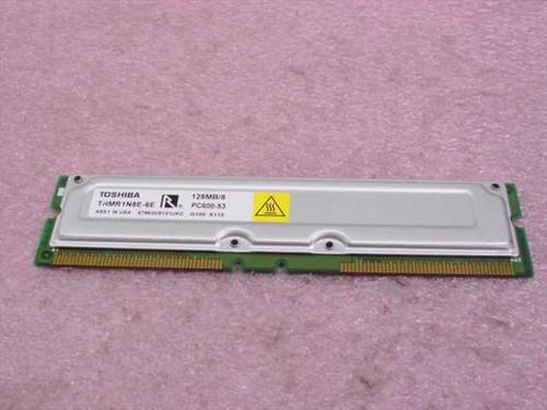 Toshiba THMR1N8E-6E  128MB PC600-53 RDRAM