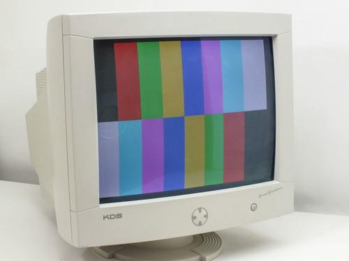 """KDS AV-7i  17"""" CRT Multiscan Color Monitor"""