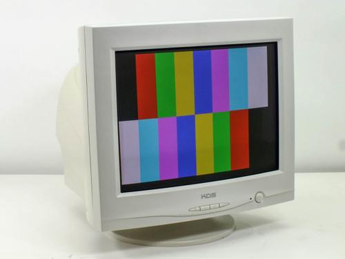 """KDS AV-7T  17"""" CRT Multiscan Color Monitor .25mm - Trinitron Tube"""