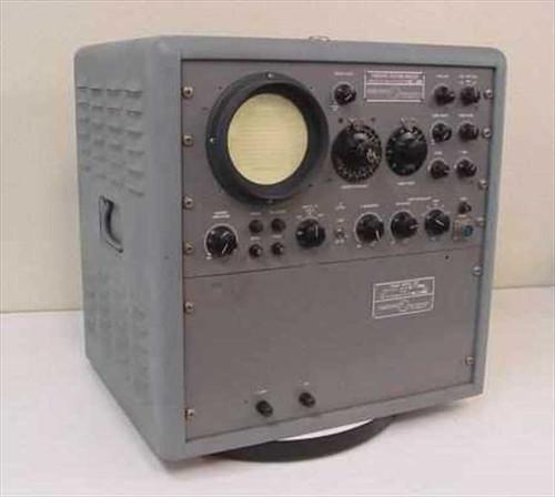 Panoramic SPA-3/25  Spectrum Analyzer w/ Power supply Unit Model PS-19