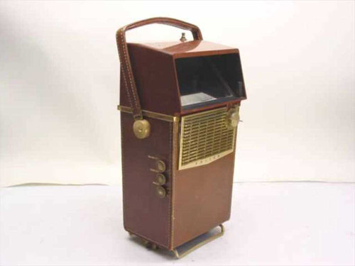 Philco H-2010  Portable Television - Collectible