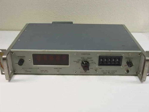 Hewlett Packard 5214L  Preset Counter Spec M14-5214L - No Power