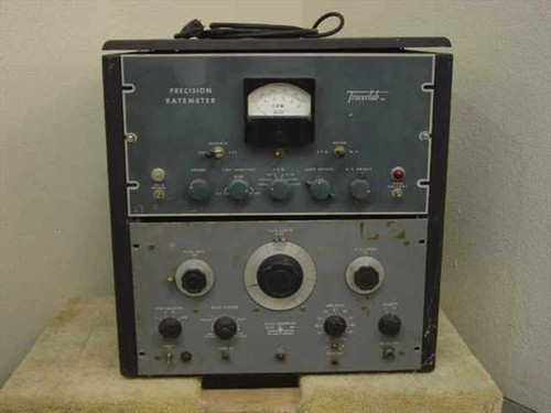 Tracerlab Hewlett Packard SC-34 212A  Precision Ratemeter with Pulse Generator