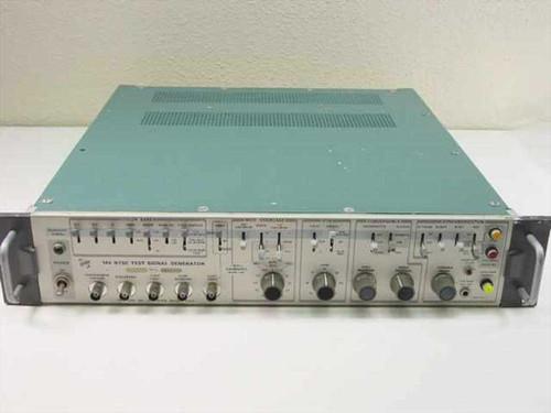 Tektronix 146  NTSC Test Signal Generator - Rackmount