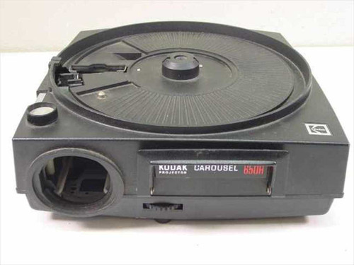 Kodak 650H  Carousel Slide Projector for Parts or Repair