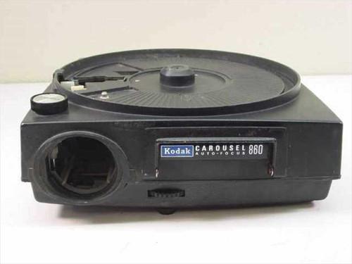 Kodak  860  Carousel Slide Projector - Defective for Parts