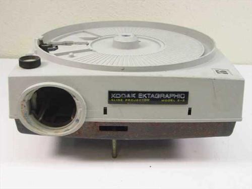 Kodak Ektagraphic E-2  Slide Projector