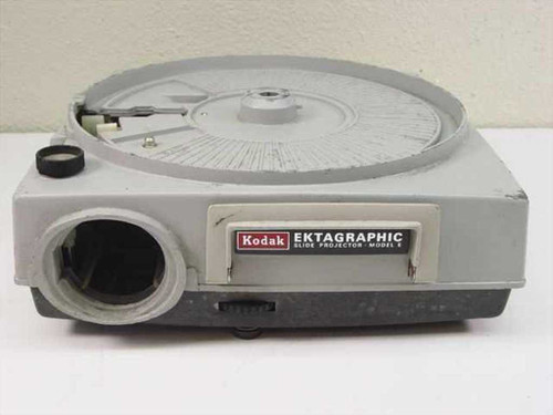 Kodak  Ektagraphic E  Slide Projector