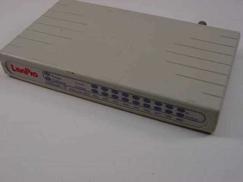 LanPro 10 Base-T  8-Port Ethernet Hub