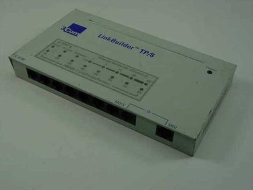 3COM 3C16180  LinkBuilder TP/8 3C16130