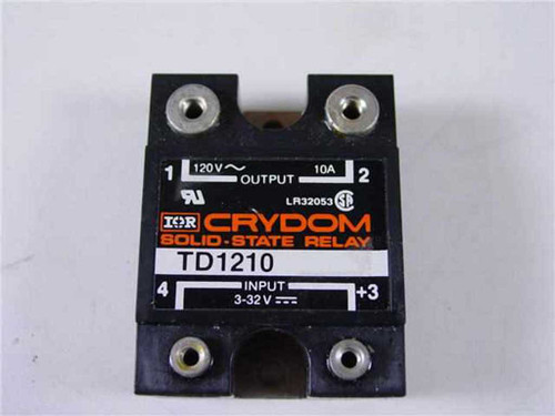 CRYDOM TD1210  SOLID STATE RELAY