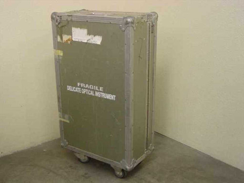 J.H. Sessions 20Lx11Wx32H  Road Case on Wheels
