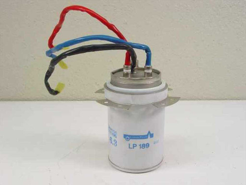 Lambda Physik LP-189  Electron Tube Reservoir Voltage 6.3
