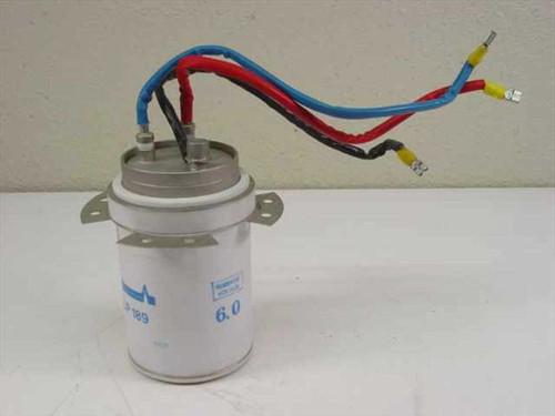 Lambda Physik LP 189  Electron Tube Reservoir Voltage 6.0