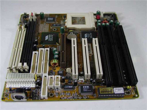 Via VT82C586B S7-SB  Socket 7 System Board