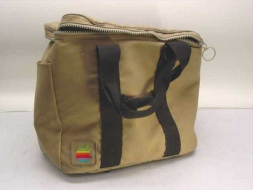 Apple Beige  Insulated Computer Bag