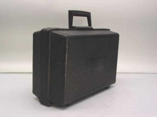"""Generic Black  13 1/2' x 9"""" x 6"""" Plastic Case with Foam Interior"""