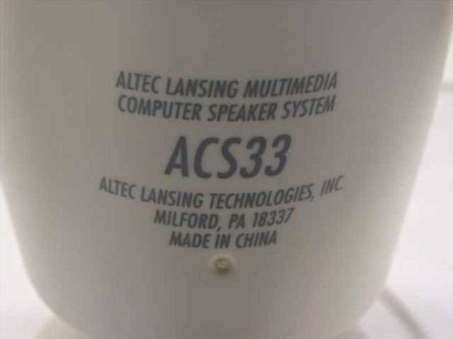 altec lansing acs33 powercube computer speakers 2.21__05239.1490208784?c=2 altec lansing acs33 powercube computer speakers recycledgoods com altec lansing acs33 wiring diagram at n-0.co