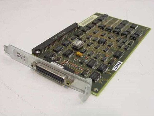 HP ScanJet I/F Interface ISA Card 25 pins (88290-66511)