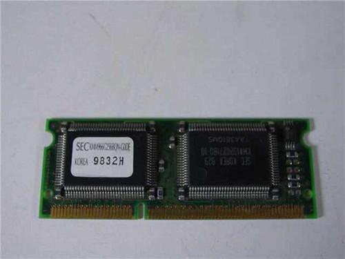 Samsung KMM966G256BQN-G0DE  256 Ram laptop memory