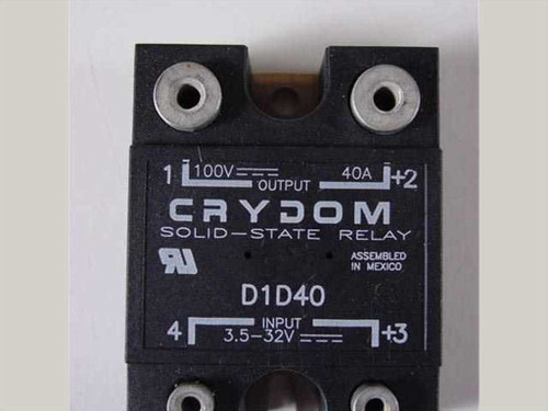 CryDom D1D40  Solid-State Relay