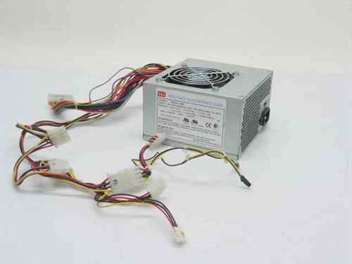 Win Tact 250 W ATX Power Supply WCP505-250B