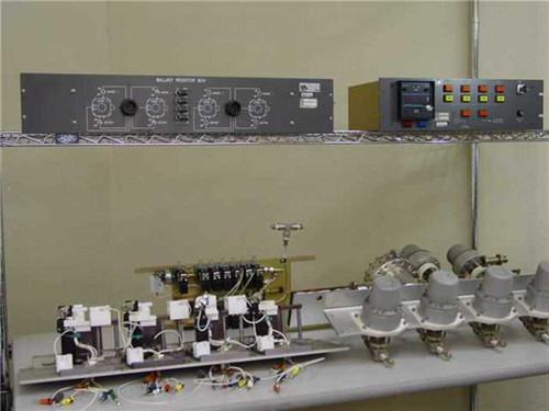 Litton Multiple  Laser Gyro Station Parts